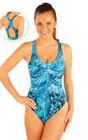 Dámské jednodílné sportovní plavky Litex 88403