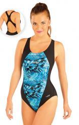 Dámské jednodílné sportovní plavky Litex 88404