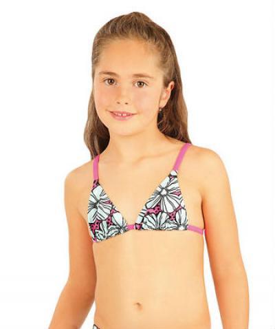 Litex 88446 Dívčí plavky podprsenka