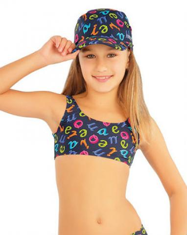 Litex 88482 Dívčí plavky top