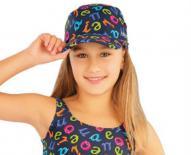 Litex 88486 Dětský šátek s kšiltem