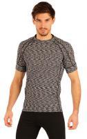 Pánské triko s krátkým rukávem Litex 89131
