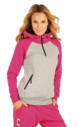 Litex 90153 Mikina dámská s kapucí