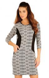 Dámské šaty s 3/4 rukávem Litex 90361