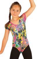 Dětský dres s krátkými rukávy Litex 90410