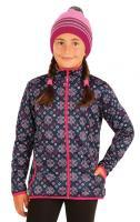 Dětská bunda se stojákem Litex 90416