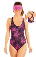Litex 93456 Jednodílné sportovní plavky