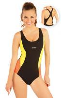 Litex 93486 Jednodílné sportovní plavky