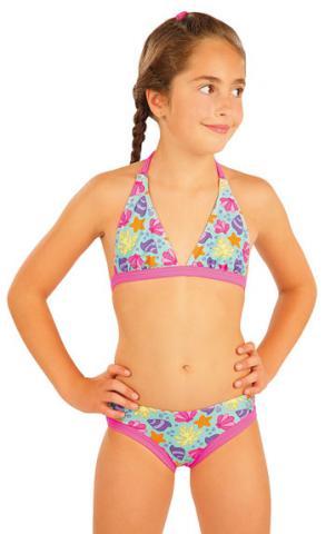 Litex 93529 Dívčí plavky kalhotky bokové