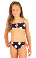 Litex 93554 Dívčí plavky kalhotky bokové
