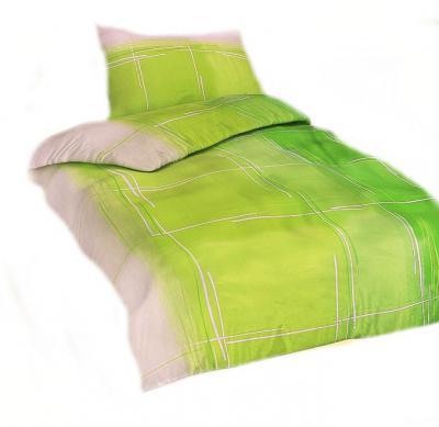 Ložní povlečení bavlna DADKA Jadran zelený