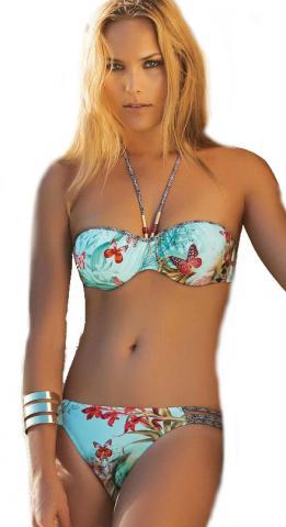 Luxusní dámské plavky OPERA 61646