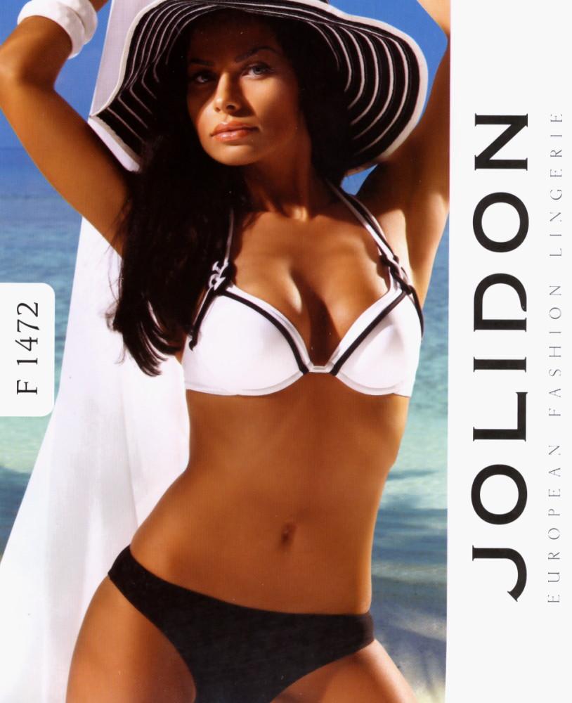 Luxusní dámské push-up plavky Jolidon F1472U - Jolidon (Push-up ... 0a6bea0721