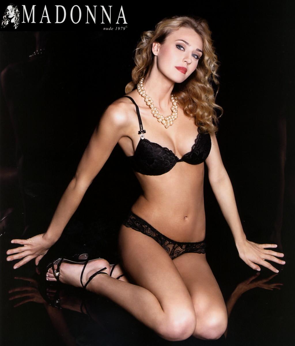 Luxusní gelová push-up podprsenka Madonna MC026B - Madonna (Push-up ... 83c03730e8