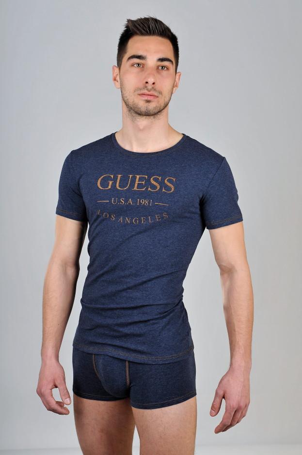 20f2c29585 Luxusní pánské triko GUESS U54M17 - GUESS (Pánské trika a nátělníky)