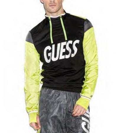 Pánská sportovní bunda GUESS U64A09