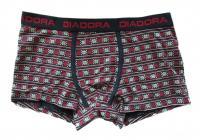 Pánské boxerky Diadora 5901 Vánoce