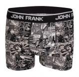 Pánské boxerky John Frank JFBD109