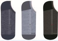 Pánské kotníkové ponožky DIESEL SI8H - 3 páry