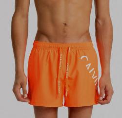 Pánské koupací šortky Calvin Klein KM0KM00161