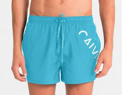 Pánské koupací šortky Calvin Klein KM0KM00168