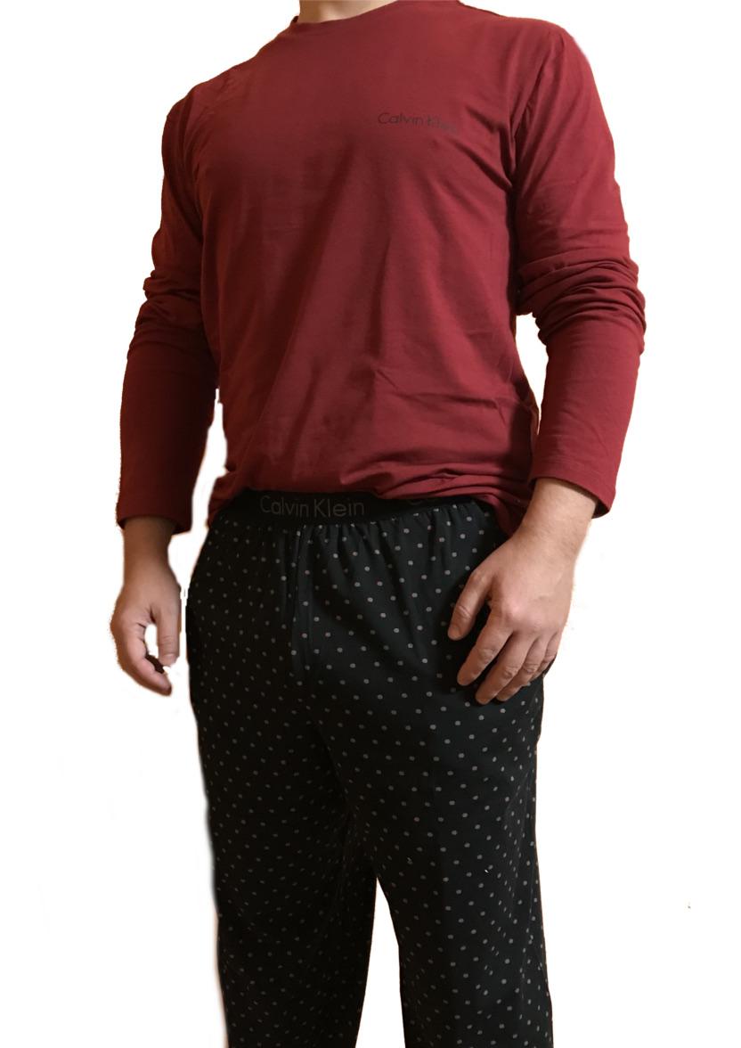 4226be1f0 Pánské pyžamo Calvin Klein 1469E - Calvin Klein (Pánské pyžama ...