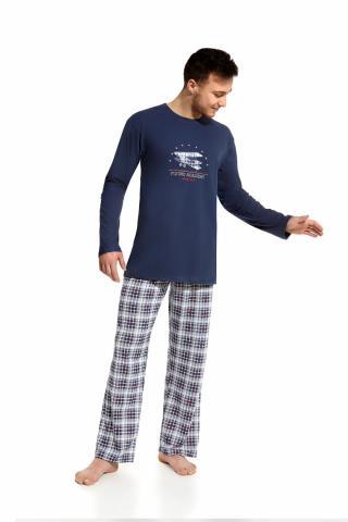 Pánské pyžamo Cornette 124/44 Flying