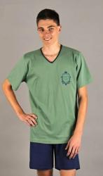 Pánské pyžamo šortky Vienetta Secret Eduard