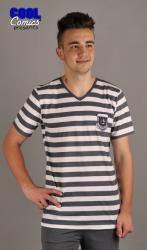 Pánské pyžamo šortky Vienetta Secret Libor