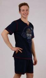 Pánské pyžamo šortky Vienetta Secret Marian