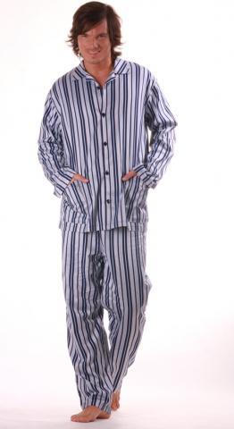 Pánské pyžamo Vestis 6855 Frederic modrý