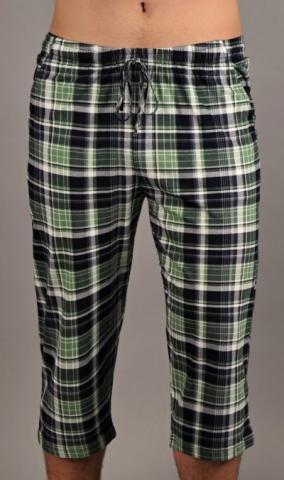 Pánské pyžamové kapri kalhoty Vienetta Secret Ondřej
