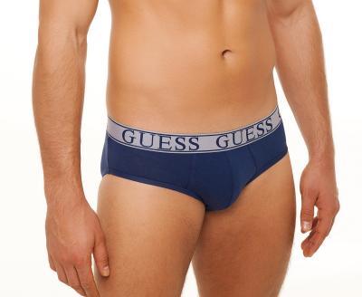 Pánské slipy Guess U77G02 - 3 kusy
