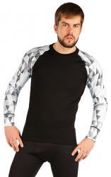 Pánské termo triko s dlouhým rukávem Litex 87015