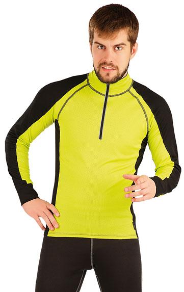 Pánské termo triko s dlouhým rukávem Litex 87025 - Litex (Pánské ... 056db376cb