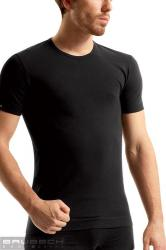 Pánské tričko Brubeck SS 00990 Sleeve short black
