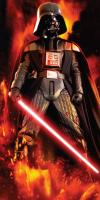 Plážová osuška Star wars Dart Vader 70x140 cm