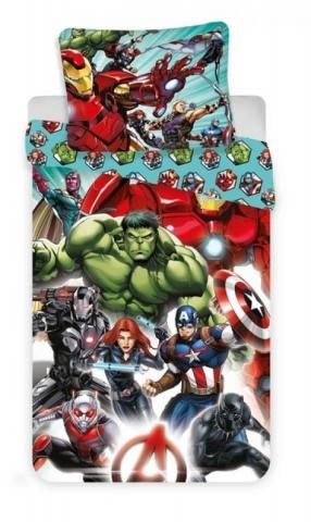 Povlečení Avengers Comics
