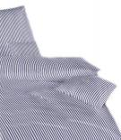 Povlečení bavlna Proužky modré