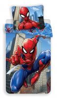 Povlečení Spiderman blue 02
