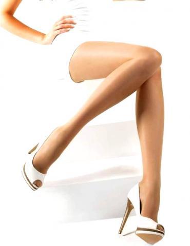Transparentní punčochové kalhoty Bellinda 222000 TRANSPARENT