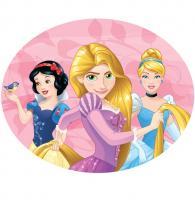 Tvarovaný plněný polštářek Princess