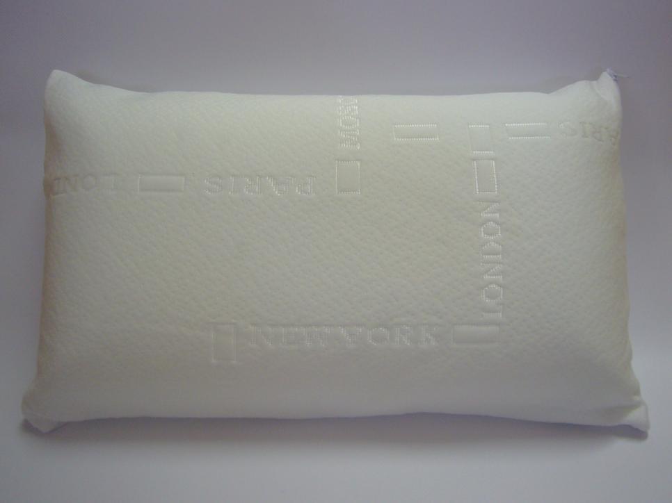 Cestovní polštář Ivorimatex z paměťové pěny 49x30