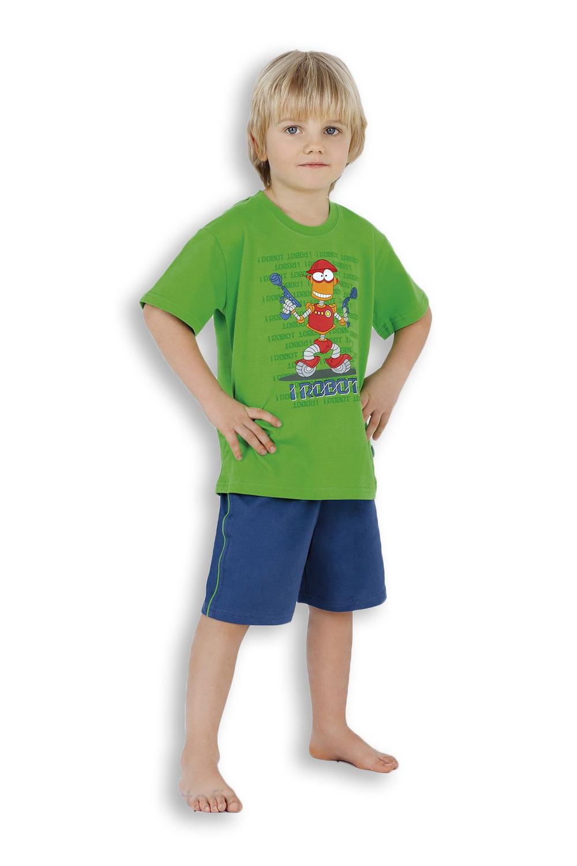 Chlapecké pyžamo Cornette 789/15 Robot