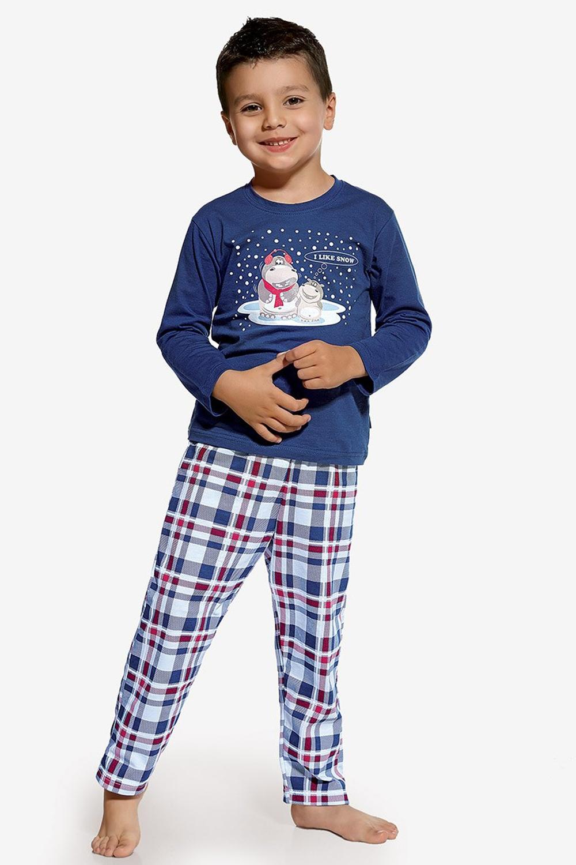 Chlapecké pyžamo Cornette 809/12 I like snow