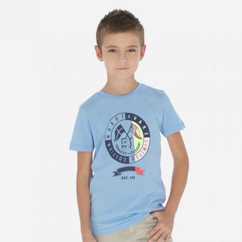 Levně Chlapecké triko Mayoral 6069