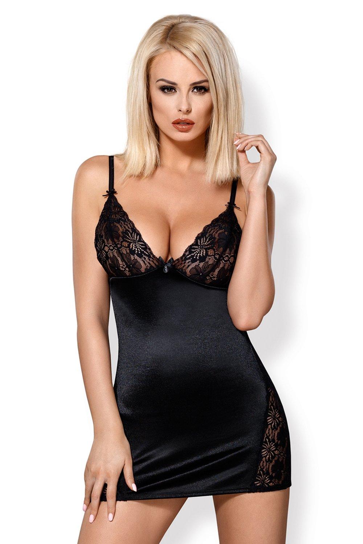 Dámská erotická košilka Obsessive 846-CHE
