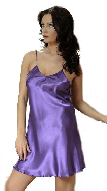 Dámská košilka DKaren Karen fialová