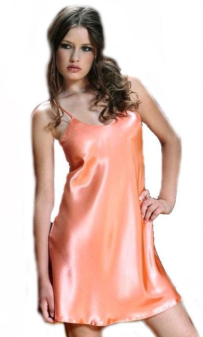 Dámská košilka DKaren Karen peach