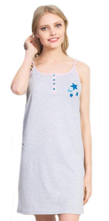 Dámská košilka Vienetta Secret Hvězdička